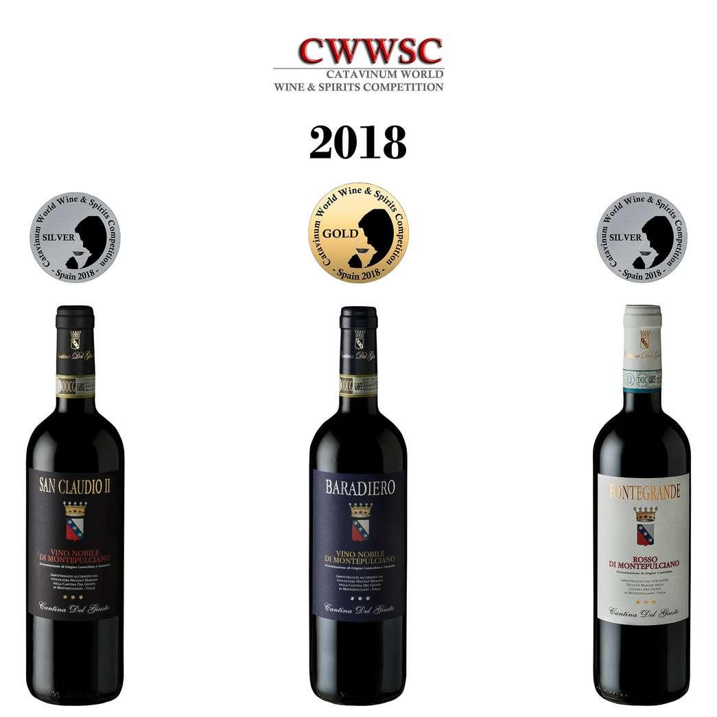 CWWSC Catavinum world wine spirit competition