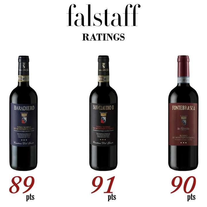 Falstaff Vino Nobile Trophy