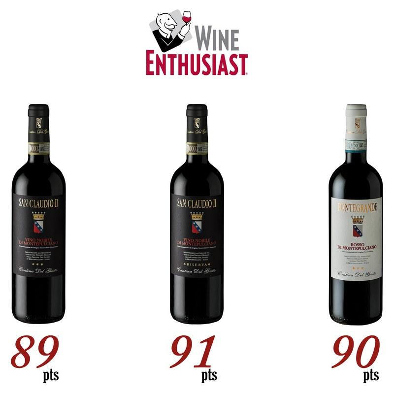 Cantina Del Giusto Wine Enthusiast